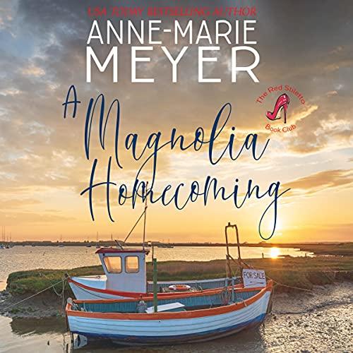 A Magnolia Homecoming cover art