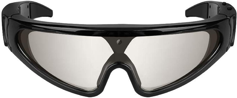 TtKj Sports Glasses MultiFunction Ski Photo DVR Glasses AntiFog Eye ski Goggles