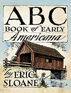 ABC Book of Early Americana (Dover Books on Americana)