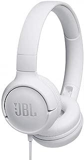 JBL JBLT500WHT Tune 500 Kulak Üstü Kulaklık, Beyaz