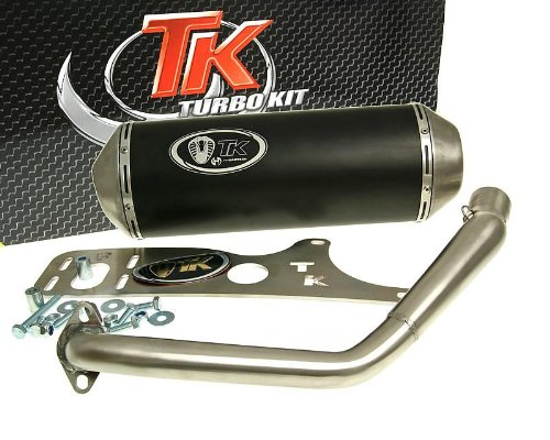 Auspuff Turbo Kit GMax 4T für Kymco Movie XL 125