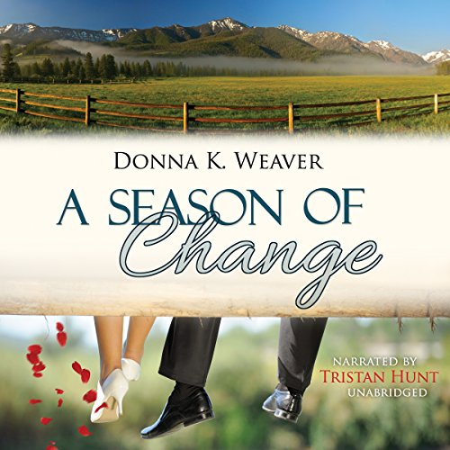 A Season of Change audiobook cover art