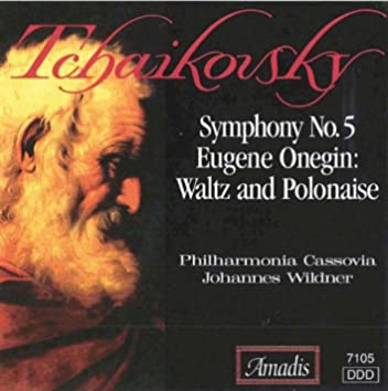 Tchaikovsky: Symphony No. 5 / Eugene Onegin (Excerpts)