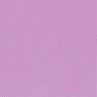 Vaessen creative Florence Papier Cartonné, Rose (Hortensia), 216g, A4, 10 Feuilles, Surface Texturée, pour Peindre, Scrapb...