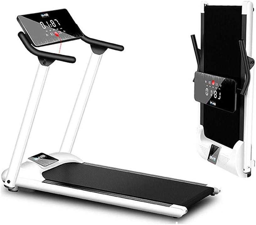 Tapis roulant pieghevole con/inclinazione ampio display lcd tapis roulant elettrico 2020101532