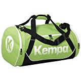 KEMPA - SPORTS BAG - Sac de sport - Taille 55*30*29 cm - Ouverture en U - vert espoir/noir/blanc