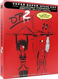 Deadpool 2 (exclusive Steelbook 4k Ultra Hd + Blu-ray)