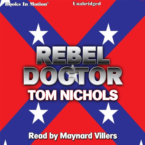 Rebel Doctor cover art