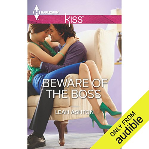 Beware of the Boss audiobook cover art