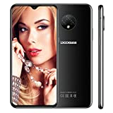 Teléfono Móvil Libres DOOGEE X95 Pro Android 10 Smartphone Libre 4G, 4GB +32GB, Pantalla 6,52 Pulgadas, 4350mAh Batería, Triple Cámara 13MP+5MP,Doble SIM, Face ID, Negro