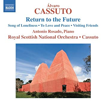 Álvaro Cassuto: Return to the Future