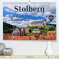 Stolberg - Die Perle des Suedharzes (Premium, hochwertiger DIN A2 Wandkalender 2022, Kunstdruck in Hochglanz): Eine Bilderreise durch eine der schoensten mittelalterlichen Staedte Deutschlands (Geburtstagskalender, 14 Seiten )