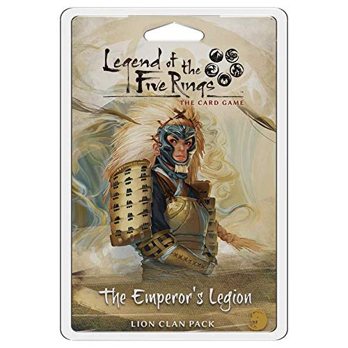 Legend of The Five Rings LCG: The Emperor's Legion Clan Pack