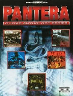 Pantera Guitar Anthology (Guitar Anthology Series)