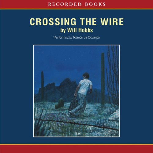Crossing the Wire audiobook cover art
