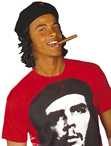 WIDMANN Che Guevara beret for adults (accesorio de disfraz)
