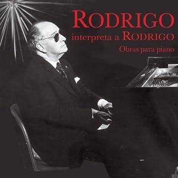 Rodrigo Interpreta a Rodrigo
