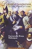 Defensor pauperum.: Los pobres en Basilio de Cesarea (homilías VI, VII, VIII y XIVB) (NORMAL)