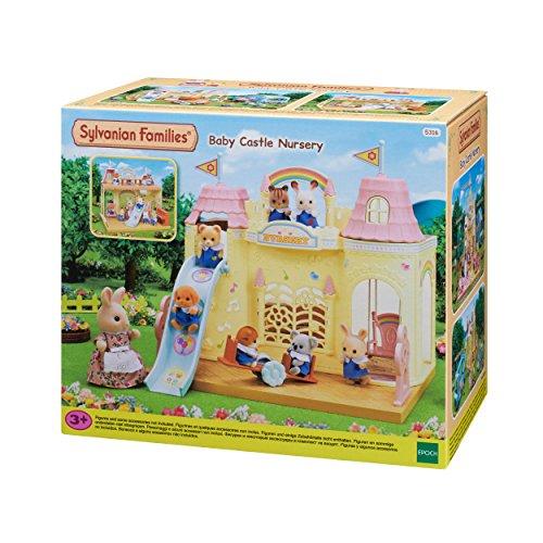 Sylvanian Families - Le Village - La Crèche des Bébés - 5316 - Crèche des Bébés - Mini Poupées