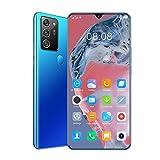 mobile phone Smartphone Android de 7,1 Pulgadas Negro/Blanco/Azul/Dorado Función de desbloqueo de Huellas Dactilares de Alta resolución Reconocimiento Facial