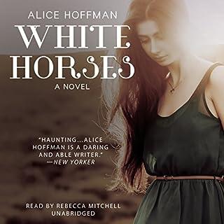 White Horses audiobook cover art