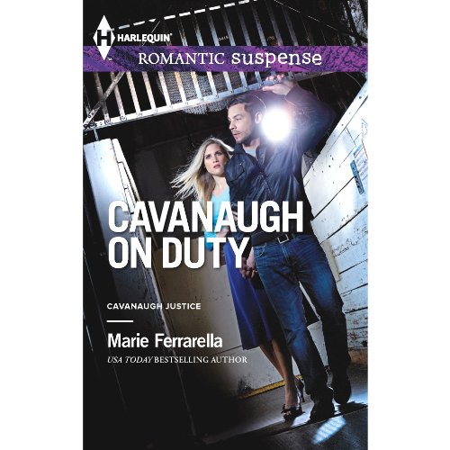 Cavanaugh on Duty audiobook cover art