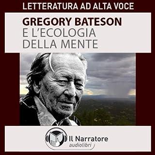 Gregory Bateson e l' Ecologia della mente copertina