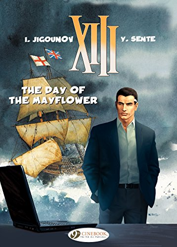 XIII - Volume 19 - The day of the Mayflower (English Edition)