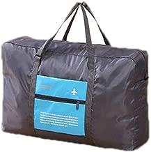 AYXKTBHSX Bolsa de compras de nylon de dise/ño plegable Medio ambiente Bolsa de asa port/átil reutilizable ecol/ógica para comestibles de viaje