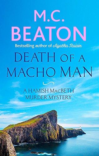 Death of a Macho Man 1472124480 Book Cover