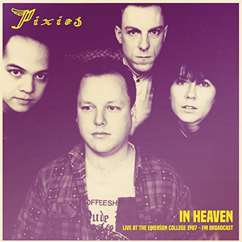 In Heaven: Live 1987 - FM Broadcast