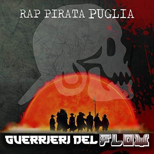 Rap Pirata Puglia feat. Mixa, Mad Dopa, Rhino, J Sklera, Jb_sdf & Inoki Ness