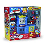 SUPERZINGS - Polizeistation mit 2 exklusiven SuperZings - Magic Box Int. Toys