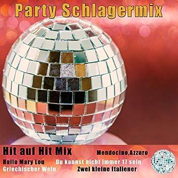 Schlager Partymix (Hit auf Hit Mix)