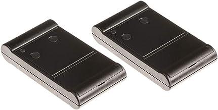 2 Tedsen teletaster SM2MD handzender originele garagedeuropener draadloze afstandsbediening Elka Berner 26,985 Mhz codeers...
