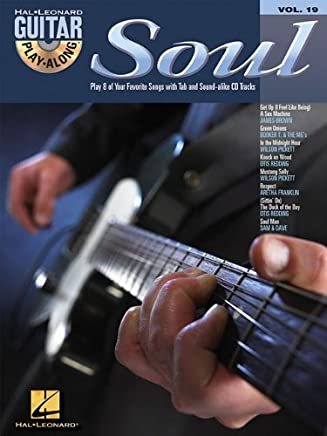Soul: Guitar Play-Along Volume 19 by Hal Leonard Corp.(2004-04-01)
