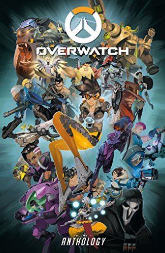 OVERWATCH ANTHOLOGY HC 01