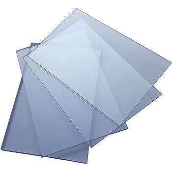 Acrylglas Zuschnitt Plexiglas Zuschnitt 2-8mm Platte//Scheibe klar//transparent 8 mm, 900 x 900 mm