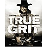 Sanwooden True Grit Movie Poster Seltene Western Poster