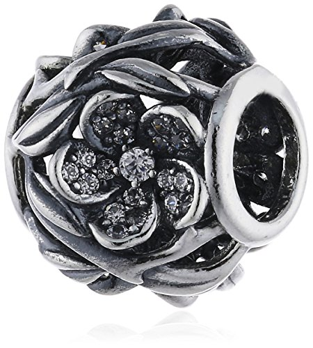 Pandora 791419cz Mystic Floral Charm