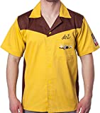 Ripple Junction Authentic Replica Big Lebowski Bowling Shirt (XXXX-Large)