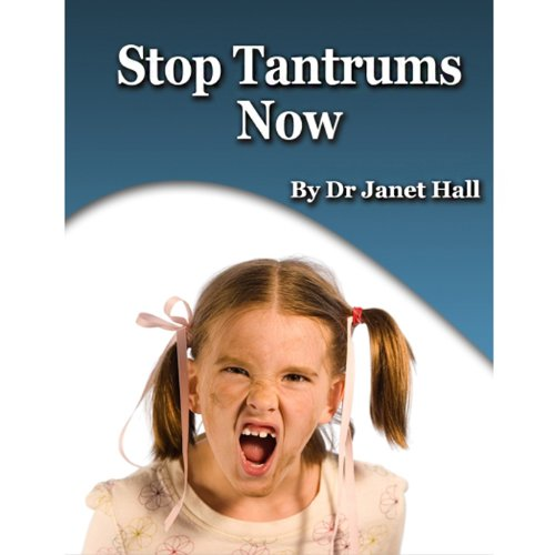 Stop Tantrums Now cover art