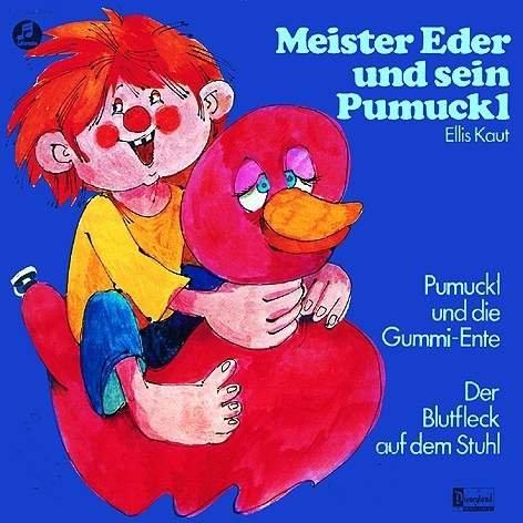 Ellis Kaut - Meister Eder Und Sein Pumuckl - Pumuckl und die Gummi-Ente / Der Blutfleck auf dem Stuhl - EMI Electrola - 1C 048-31 451