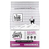 'I and love and you' Lovingly Simple Dry Cat Food - Grain Free Limited Ingredient Kibble, Salmon +...