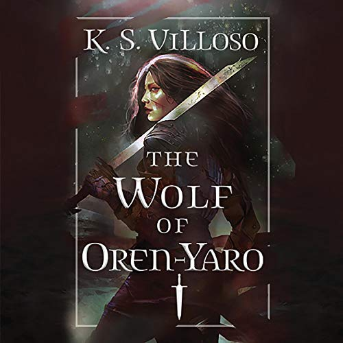 The Wolf of Oren-Yaro cover art