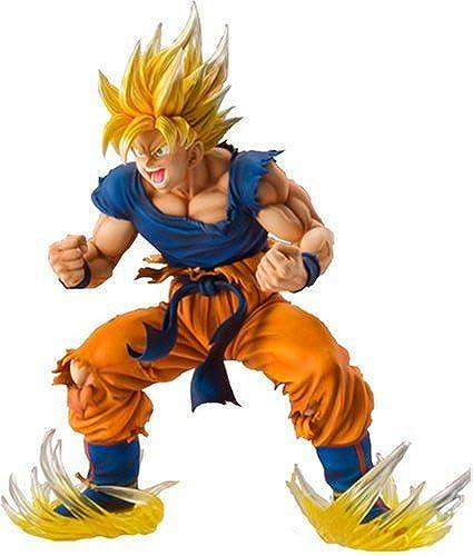 Art-Image People Son Goku Super SAIYAN Dragon Ball Collection
