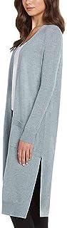 Matty M 女式 Duster 开襟针织开衫毛衣