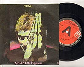 sting spread a little happiness