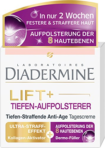 Diadermine Lift+ Tiefen-Aufpolsterer Tagescreme, 1er Pack (1 x 50 ml)