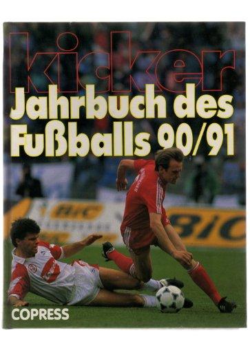 kicker Fussball-Jahrbuch 90/91